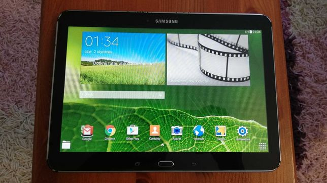 Tablet SAMSUNG Galaxy Tab 4, używany
