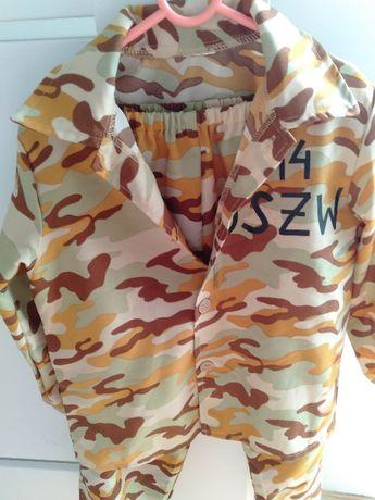 strój policyjny rozmiar 122-128 cm