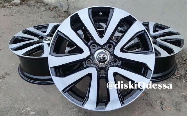 Новые диски R18 5x150 Toyota Land Cruiser 200 Tundra Sequoia