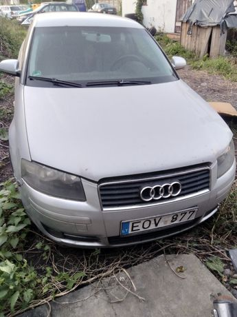 Audi a3 8p 2004 2.0tdi bkd dsg6 нерозмитнена