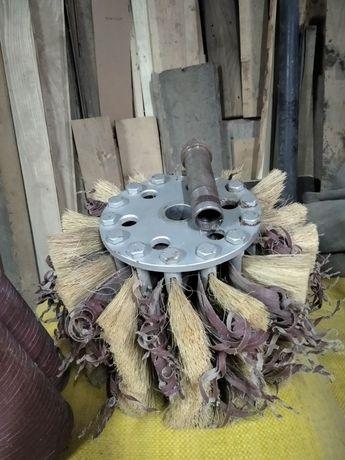 Głowica czyszcząca do drzewa do frezarki śr 30cm, wys 20cm