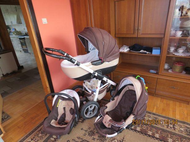 wózek 3w1 riko nano