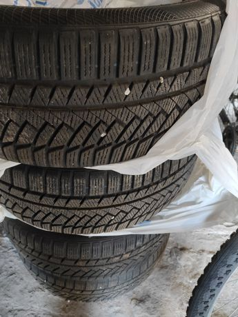 Continental winter contact 235/45r18