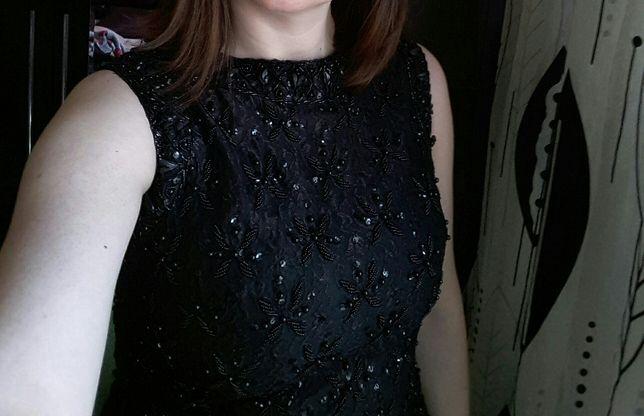 Продам плаття вишите бісером