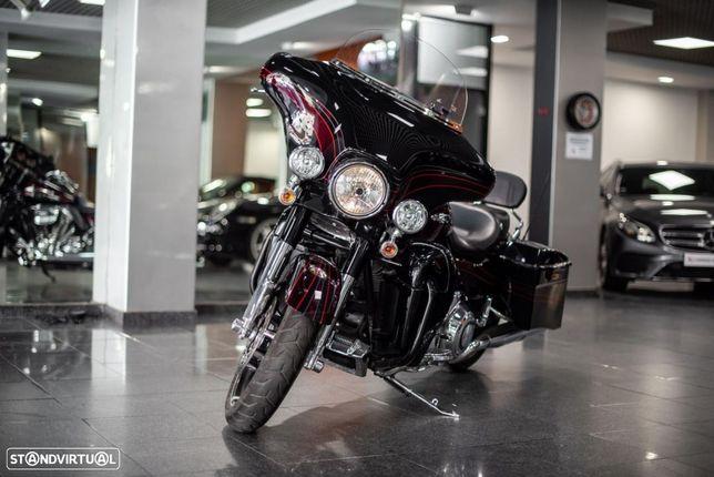 Harley-Davidson FL  cvo street Glide