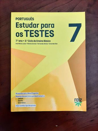 Livros escolares 3º ciclo 7º ano, 8º ano e 9º ano - Manuais, Cadernos