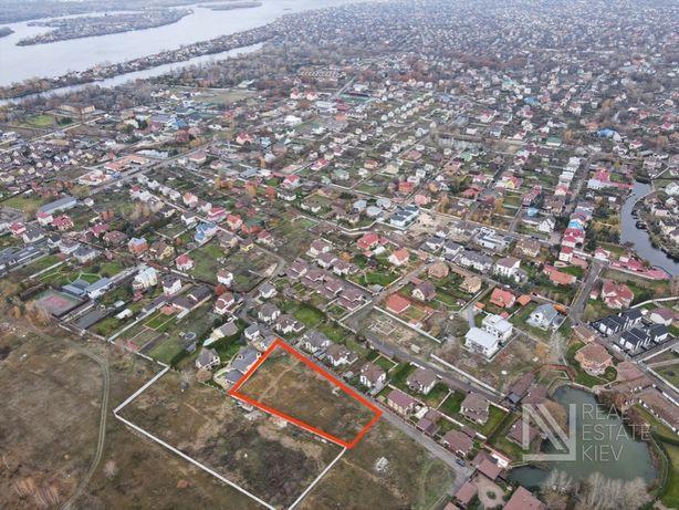 Продажа земли, район метро Осокорки 7км, 24 сотки. Без комиссии