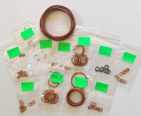 Уплотнительные кольца МТЗ разных размеров
