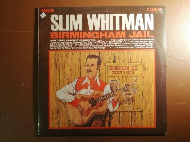 Slim Whitman - Birmingham Jail LP VG 1969 RCA Folk