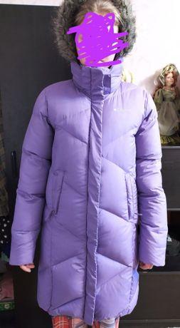 Зимнее пуховое пальто Columbia