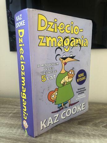 Książka dziecio-zmagania