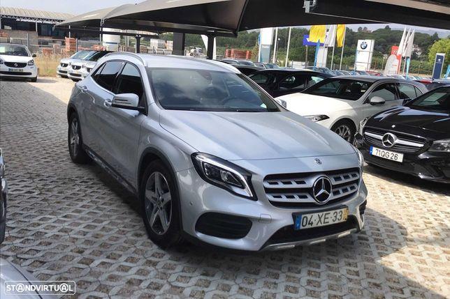 Mercedes-Benz GLA 220 d AMG Line