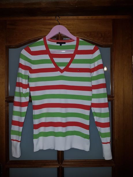 Sweterek Tommy Hilfiger S damski