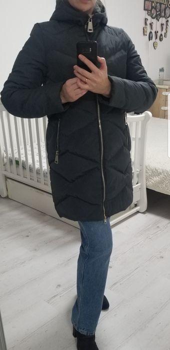 Женский пуховик, размер м Херсон - изображение 1