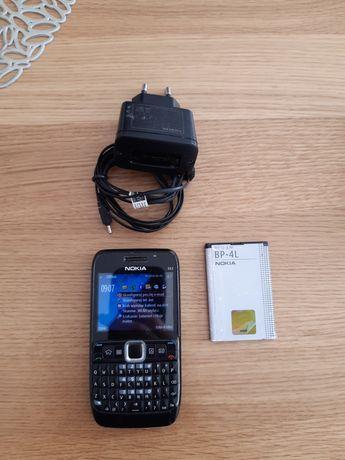 Nokia E63+ ładowarka Nokia + dodatkowa bateria
