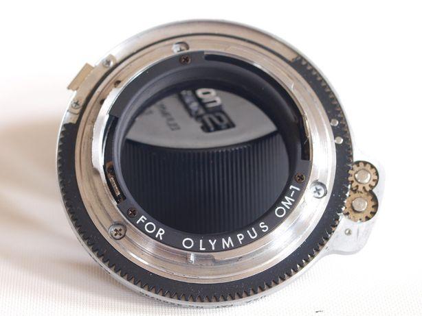 Adapter fotograficzny TAMRON-OLYMPUS OM-1