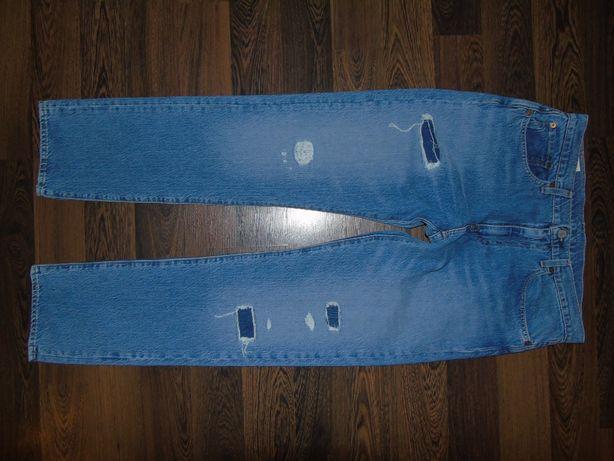 Levis 502 32/34 Spodnie Piękne