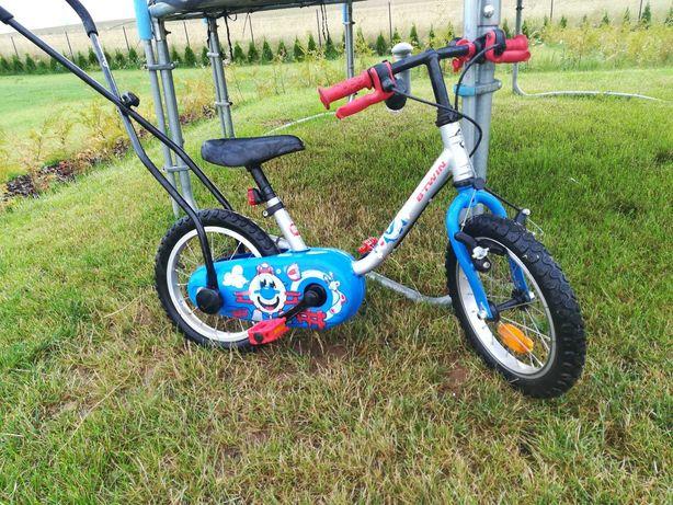 Rower dziecięcy DECATHLON B'TWIN 14 cali