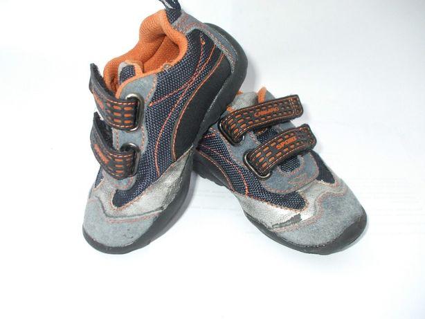 Кроссовки Canguro 24 размер, по стельке 14,5 см.