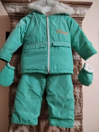Зимовий костюм Disney 80 розміру