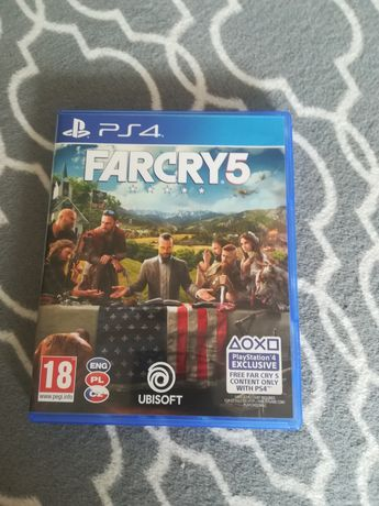 Far cry 5 Ps4 Pl