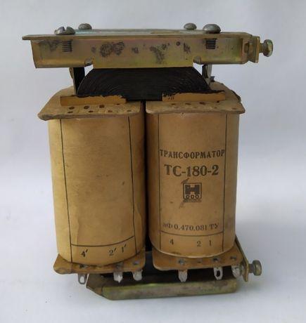 Трансформатор ТС-180-2.