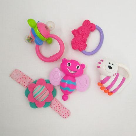 Погремушки для крошки Canpol Babies