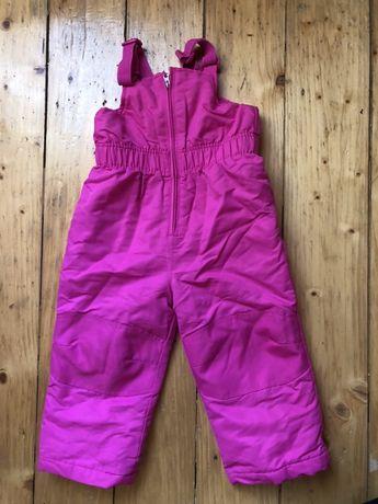 Теплие яркие штани комбенизон carters children place healthtex 3