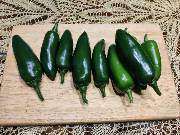 [ 1kg ] Jalapeno pikantne papryki chili z własnej uprawy