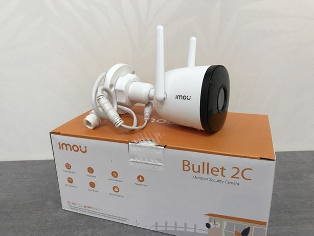 АКЦИЯ! 2Mp WIFI облачная ip камера IMOU DAHUA для видеонаблюдения AJAX