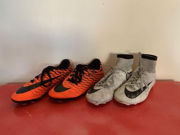 Korki buty do gry w piłkę Nike CR7 ze skarpetą