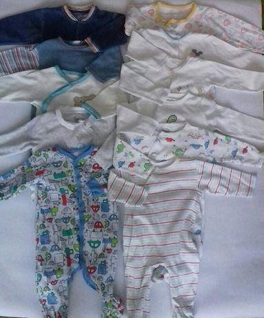 Pajace niemowlęce 68