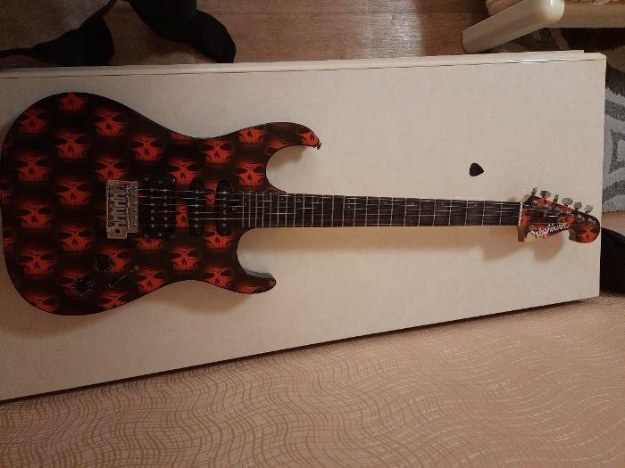 Электрогитара Washburn Pro Stratocaster Харьков - изображение 1