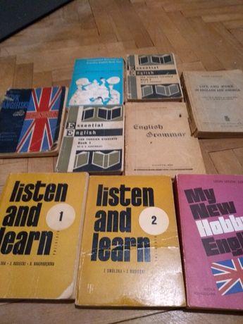Stare samouczki języka angielskiego