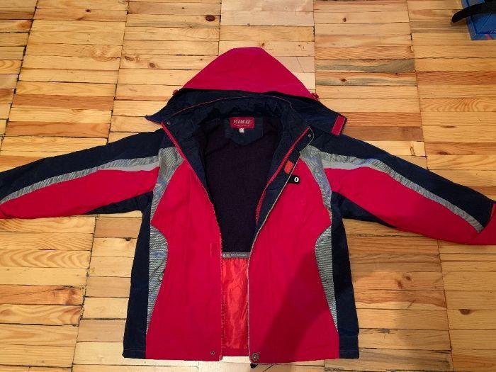 Теплая куртка для мальчика Запорожье - изображение 1