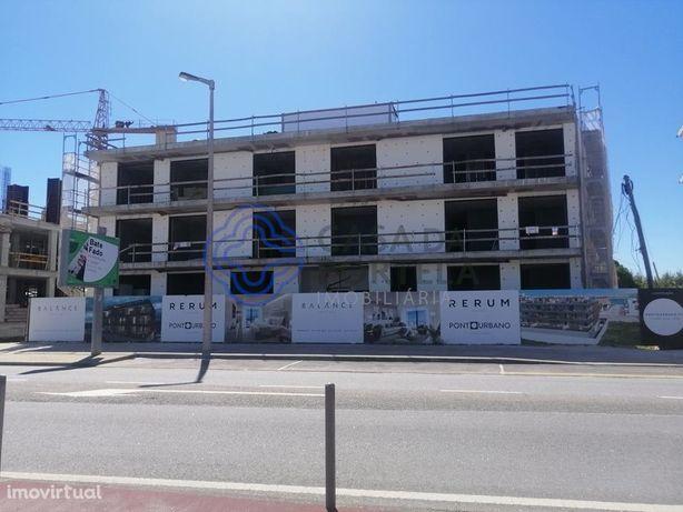 Apartamento T3 com Terraço novo na Praia da Costa Nova