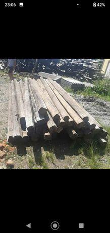 Продам балки-стропила Б.у  Довжинна, від 4-6 метрів