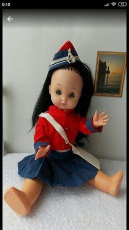 Редкая коллекционная кукла ratti mattel