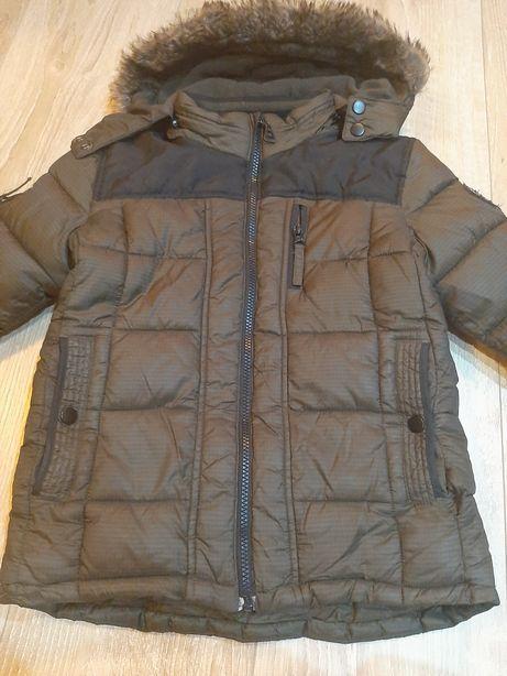 Kurtka zimowa dla chłopca firmy George rozmiar 128