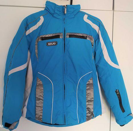 Kombinezon narciarski BRUGI kurtka + spodnie rozm. 140/146
