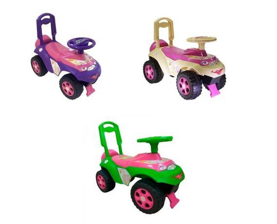 Детская игрушка машинка каталка толокар