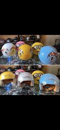 Шлем для ребенка/Детский Шлем/Шлем для детей/Открытый Шлем/Мотошлем