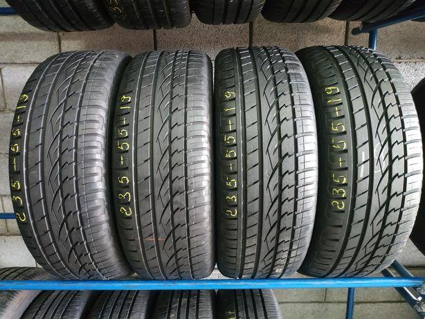 Літні шини 235/55 R19 (105V) CONTINENTAL
