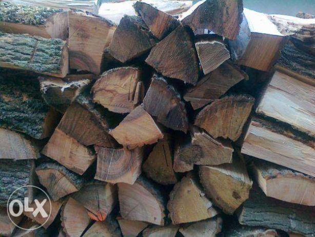 Kaloryczne drewno kominkowe sezonowane z dostawą.
