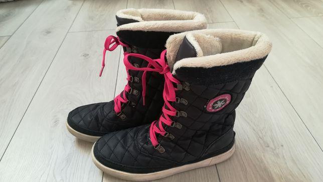 4f buty zimowe dla dziewczynki roz 36