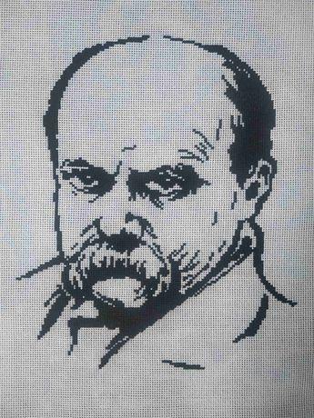 Продам вишиту картину ''Т.Г. Шевченко''