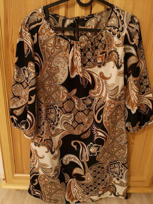 Śliczne sukienki tuniki Hoszów - image 1