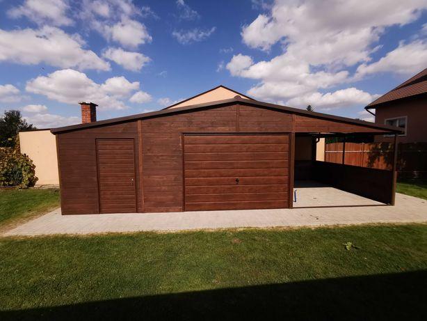 Nowoczesny Garaż Drewniany 4X5 3X5 5X5 6X6 Każdy Wymiar
