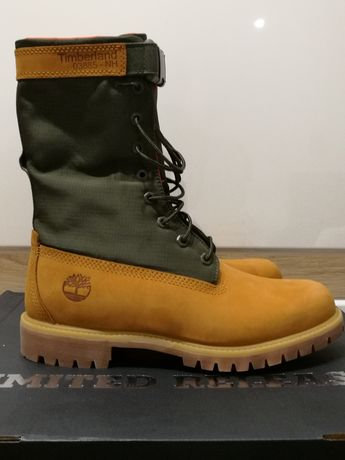 PROMOCJA Buty glany Timberland Gaiter Boot 6 inch roll rozm. 43,5