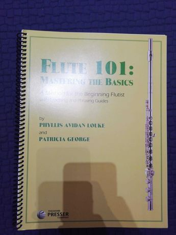 Flute 101 - Método de Flauta Transversal